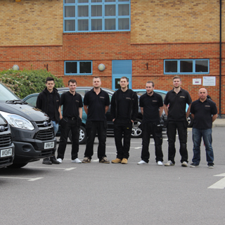 Security Installers Southend