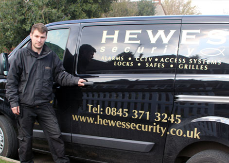 Security Company Chigwell